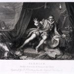 Garrick in the charater of Richard III