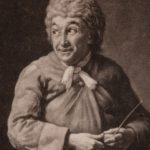 David Garrick between Comedy and Tragedy