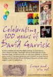 Celebrating 300 years of David Garrick in Lichfiels events
